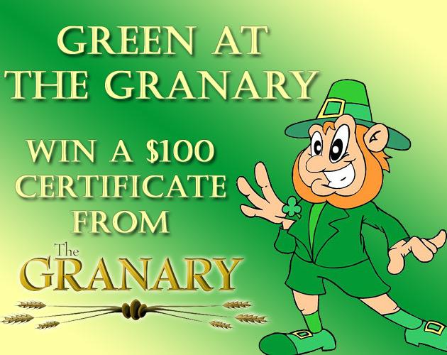 Green at the Granary